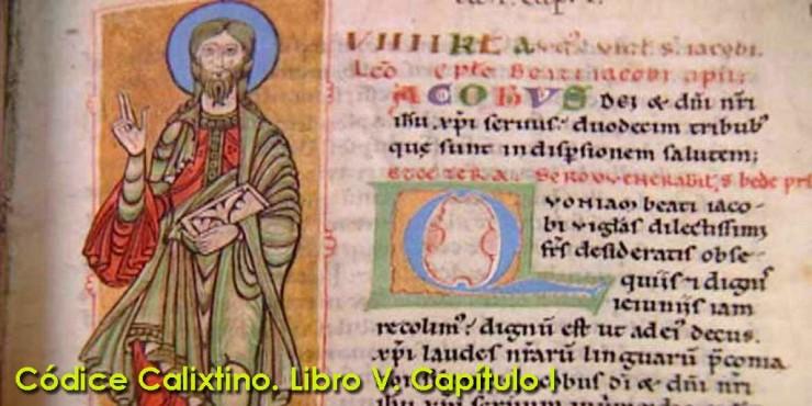 Códice Calixtino (Codex Calixtinus) Libro V. Capítulo I