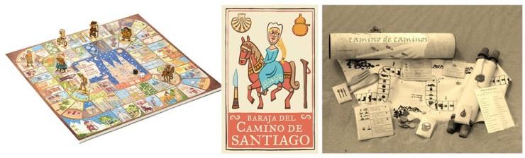 Juegos del Camino de Santiago.