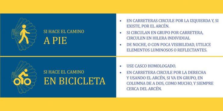 654879eee Es seguro hacer el Camino de Santiago  Principales peligros.