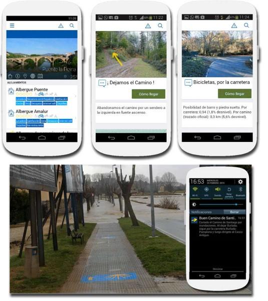 App del Camino de Santiago Buen Camino Pro