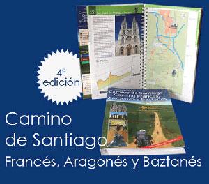 Guía Camino de Santiago Francés