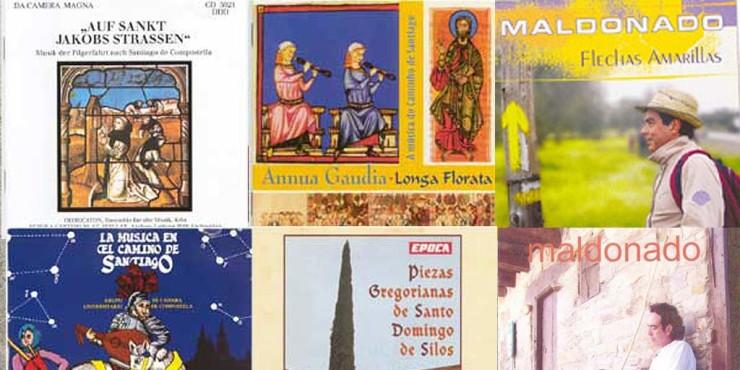 Música y discografía del Camino de Santiago