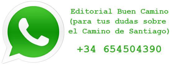 WhatsApp Camino del Norte, Camino Primitivo y Camino Francés
