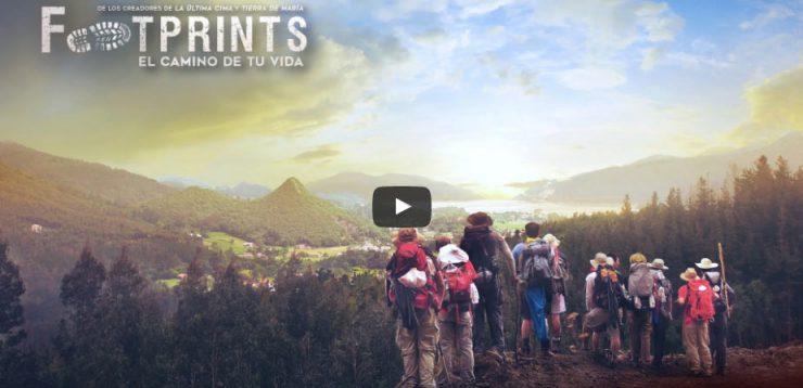 Footprints El Camino de tu vida