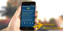 10 Razones para usar nuestra App Buen Camino.