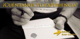Comparte tu experiencia en el Camino de Santiago