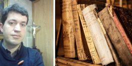 Entrevista a Francisco Buide, director del Archivo-Biblioteca de la Catedral de Santiago