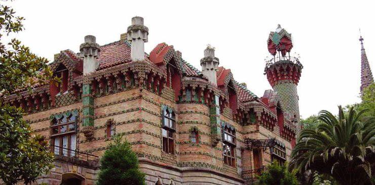Gaudí y el Camino de Santiago