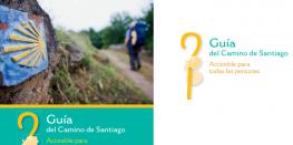 Guía del Camino de Santiago accesible entre C. y León y Galicia