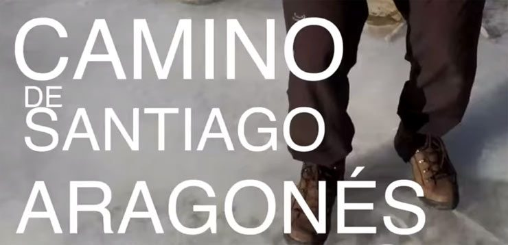 Vídeos del Camino Aragonés.