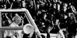 Personajes del Camino (4): San Juan Pablo II