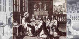 Vivir según la regla de San Agustín en el Camino de Santiago