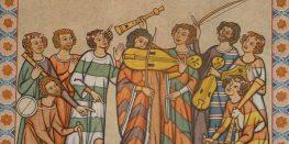 Canciones del Camino de Santiago en la Edad Media