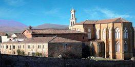 Santa María del Salvador de Cañas, arte junto al Camino