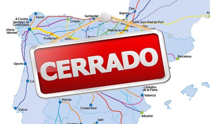 Camino de Santiago cerrado por coronavirus