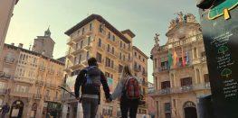 Pamplona se vuelca con el Camino